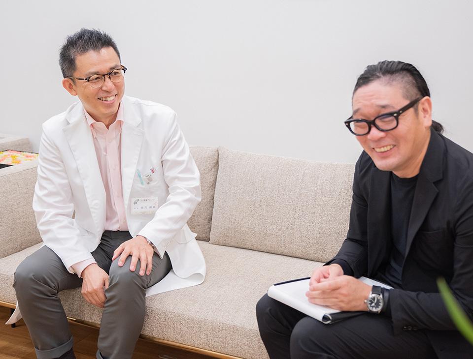 目白乳腺クリニックインタビュー