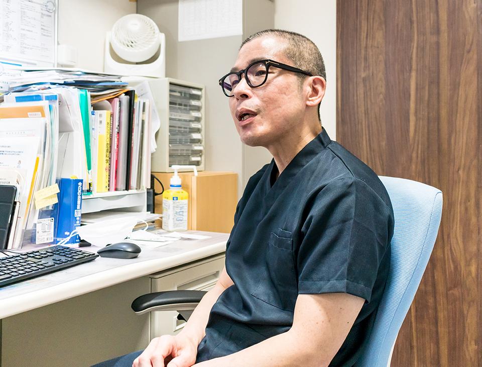 アキ循環器・血管外科クリニックインタビュー
